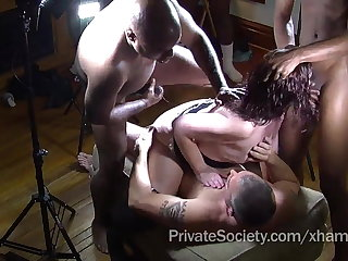 The Private Comradeship Gangbang Club For Lonely Housewives
