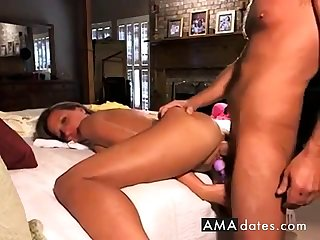 Stunning Blonde Milf Makes Economize on Cum Twice