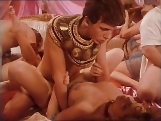 Eric Edwards & lots more fun vintage orgy 1985