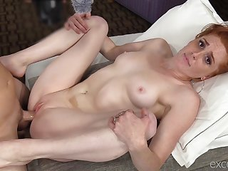 Freckled whore wants someone's skin man's cock in each for say no to holes