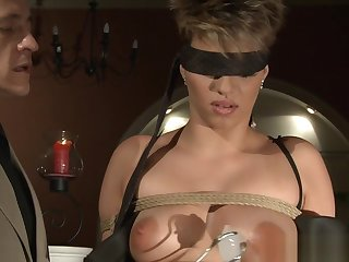 Pixie Unreserved Limits In Bdsm Rough Lovemaking Encounter