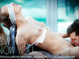 Now That I Know You - Alecia Confoundedly & Michael Shocker exhaust - SexArt