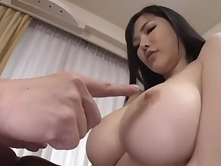 Guy Fucks Big Titty Stepsister Anri Okita Every so often