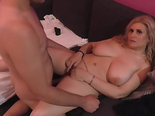 Porn casting thither big dick XL increased by bigtited