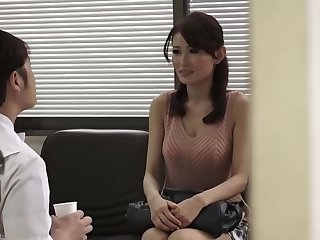 Skinny Japanese woman got fucked in be passed on hospital together with liked every single goad of it