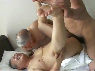 Japanese old man 291