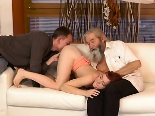 Blonde deep anal hd added to mature daddy bear xxx Unexpected