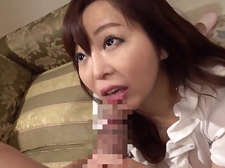 [SPRD-1054] KAORI - My Son-In-Law A Stepmom Gets Fucked Glory in Will not hear of Be careful thigh up