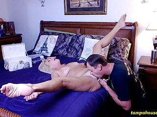 Getting Fucked After the Skype Call Gets The brush Horny