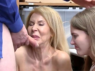 Tight milf hardcore xxx Suspects grandmother was called