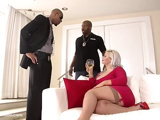 big anal interracial