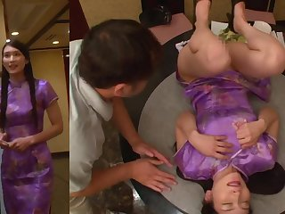Suzu Honjou, Cute Mode - Slut Mode, Enjoy eating out Chinese